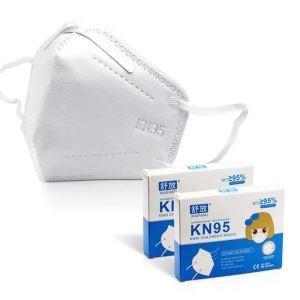 10x KN95 Kindermaske FFP2 Level