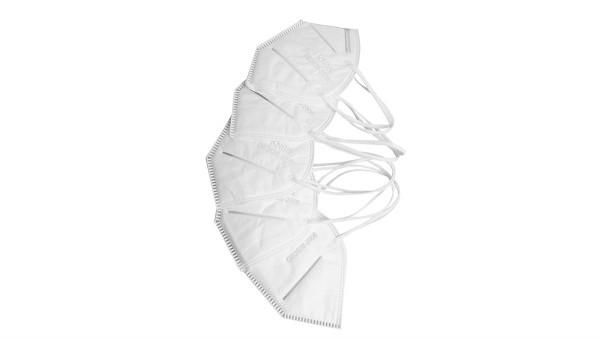 5x KN95 Atemschutzmasken