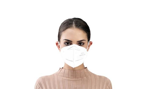 10x KN95 Atemschutzmasken